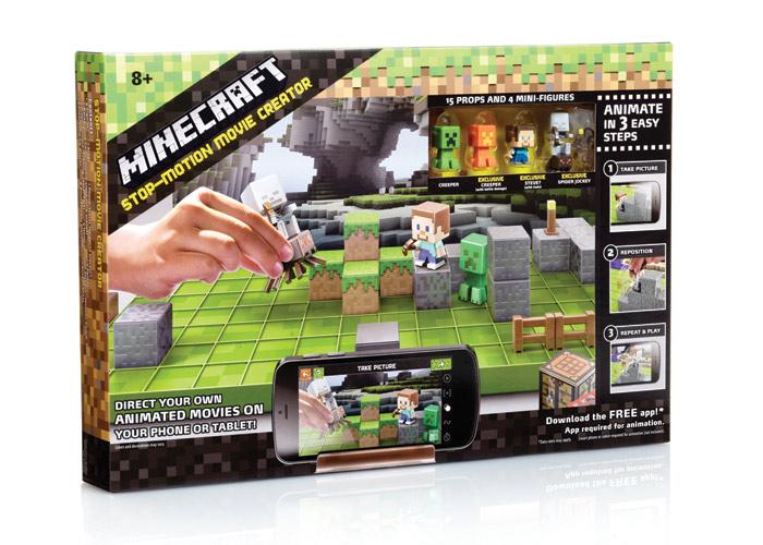 Minecraft Stop Motion Movie Maker