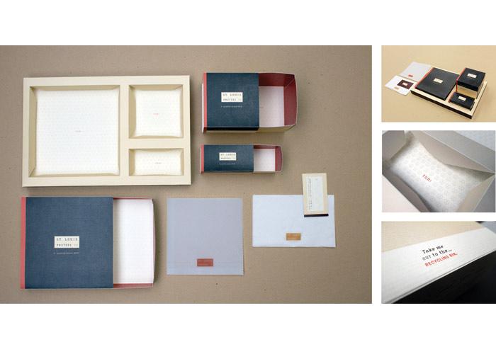 St. Louis Pretzel Company by Auburn University, School of Industrial + Graphic Design