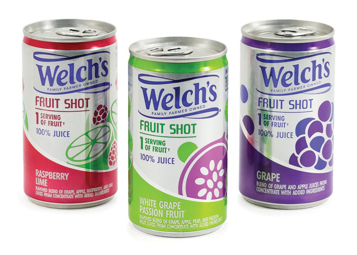 Fruit Shot New Product Design by Marketing by Design