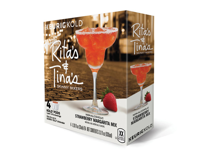 Rita's & Tina's by Keurig Green Mountain