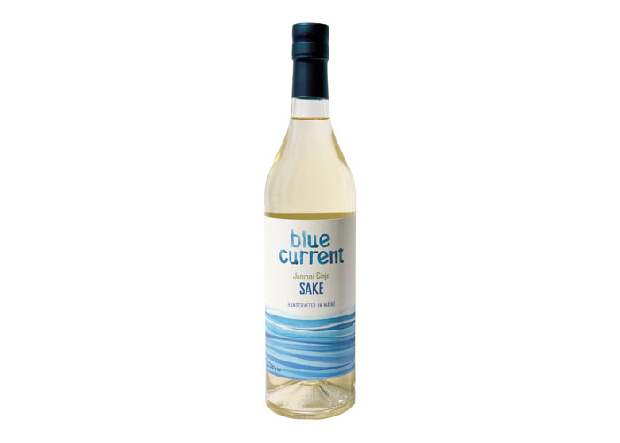 Blue Current Junmai Ginjo Sake