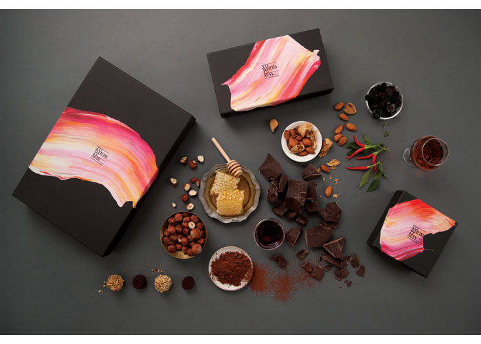 To Whom It May Cannabis Chocolates Luxury Packaging