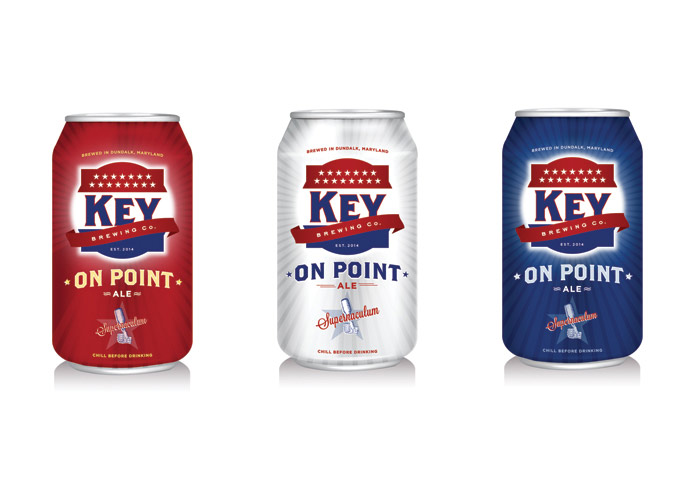 Key Brewing - On Point Series