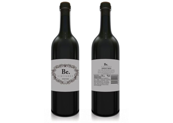 BE Wine Redesign