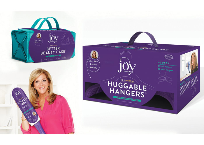 Joy Mangano Package Design