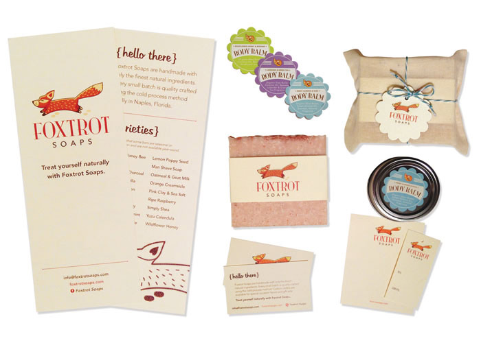Package Design and Brand Identity by Jillian Baco Designs