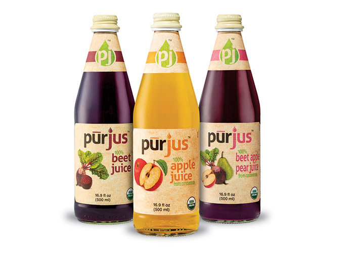 purjus Package Design by Cyber Graphics