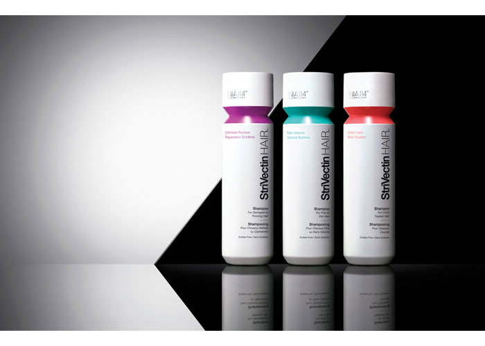 Hair Care Brand Identity and Packaging Design by August