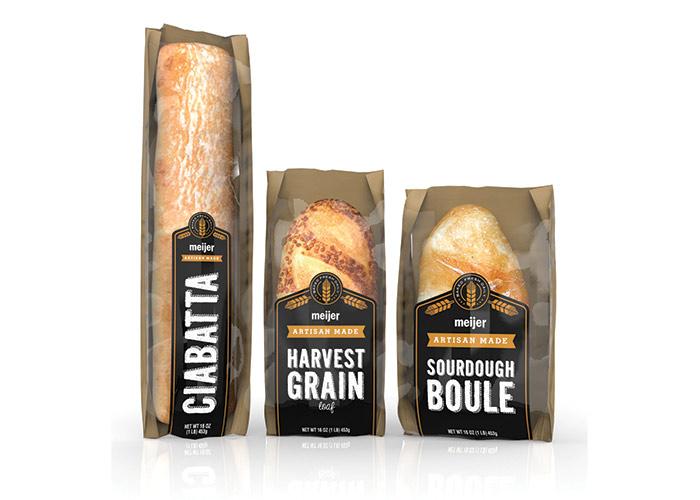 Meijer Artisan Bread