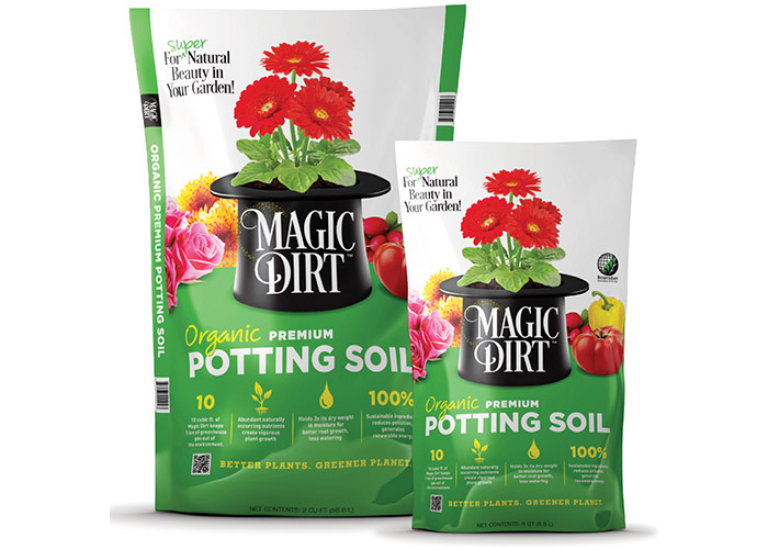 Magic Dirt™ Organic Potting Soil