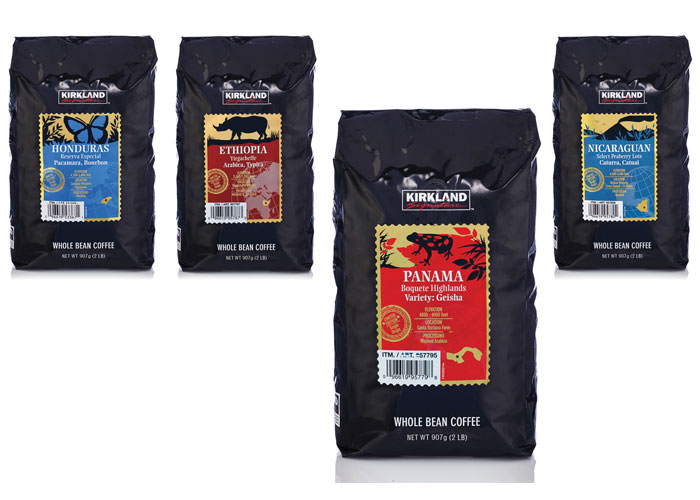 Kirkland Signature Specialty Coffees by Costco Wholesale