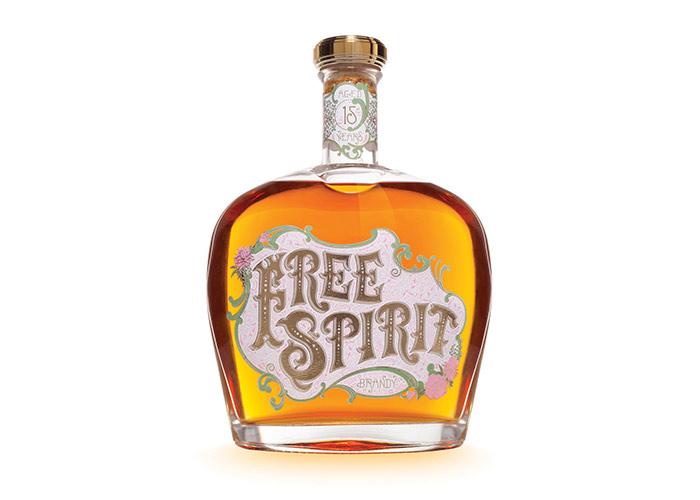 Free Spirit Brandy by Portfolio Center