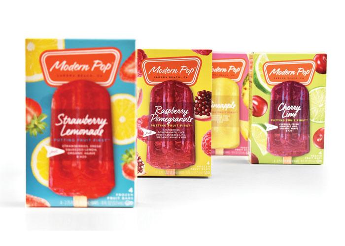 Modern Pop Package Design by Flood Creative
