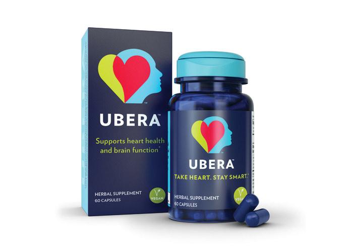 Ubera Packaging by JUICE Pharma Worldwide