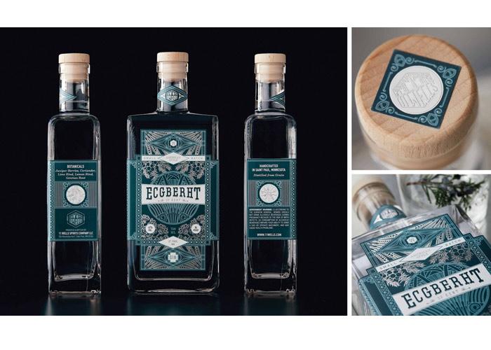 Ecgberht Gin by 5IVE