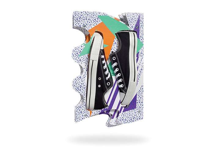 Converse Shoe Packaging by Portfolio Center