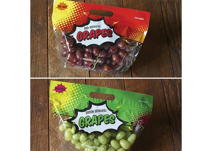 POW Grape Bags by McDill Associates