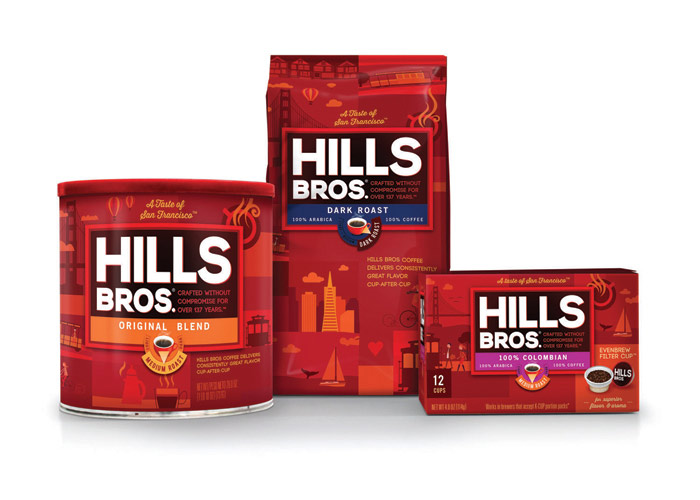 Hills Bros. Coffee by The Goldstein Group