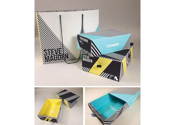 Steve Madden Packaging Design by Drexel University, Antoinette Westphal College of Media Arts & Design