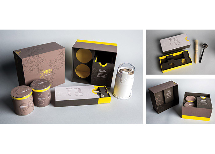 Quality Caffeine Coffee Grinder Kit by Drexel University, Antoinette Westphal College of Media Arts & Design