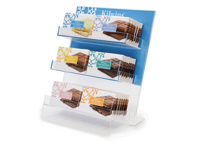 Kilwins Chocolate Bars by Carol Sullivan Design