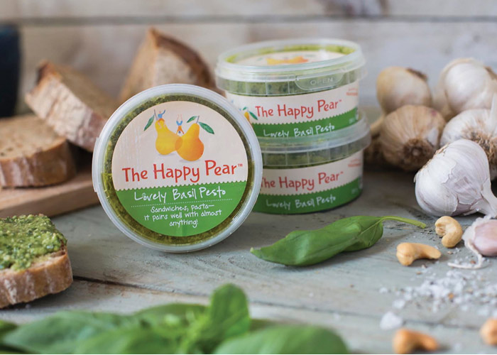 The Happy Pear - Pesto Containers by Trinity Brand Group