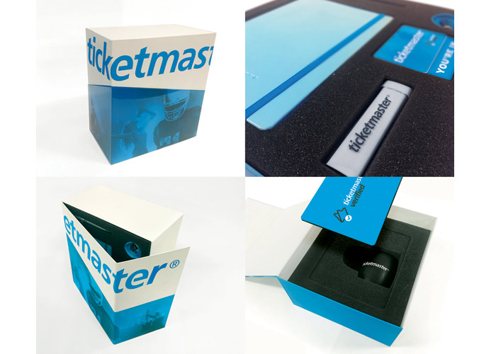 New Hire Welcome Box by Ticketmaster