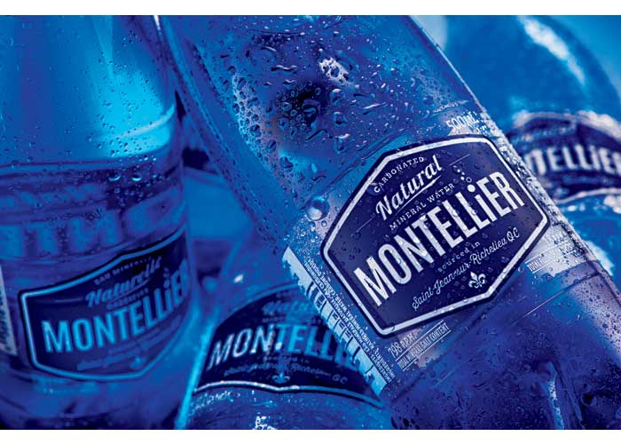 Montellier Packaging by Shikatani Lacroix Design