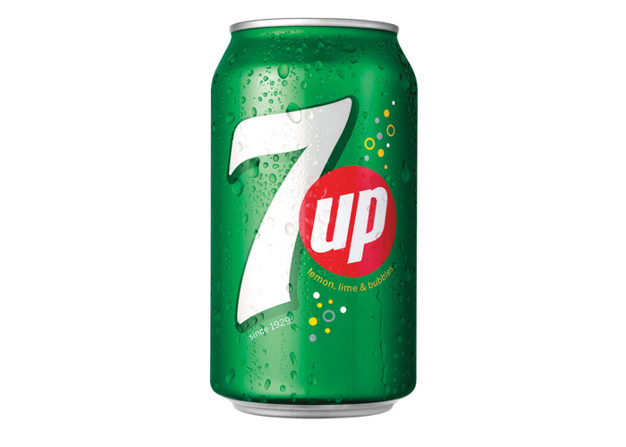 7Up Global Visual Identity System Redesign