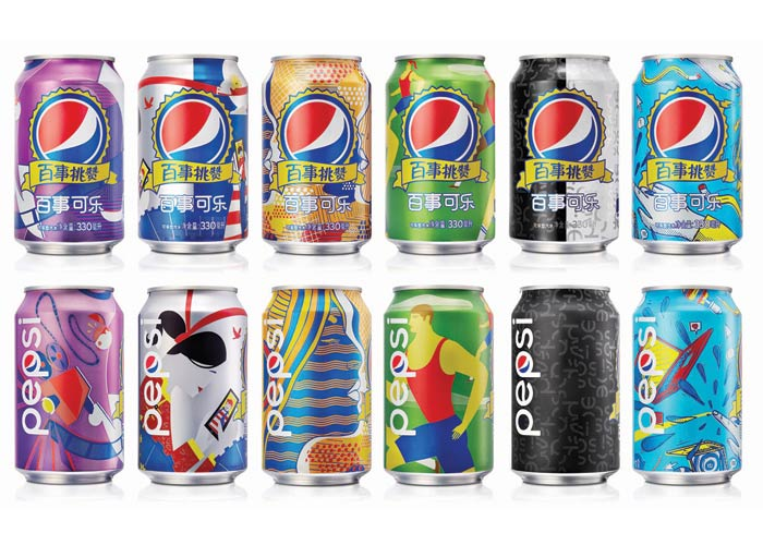 Pepsi Challenge China by PepsiCo Design & Innovation/Holmes & Marchant