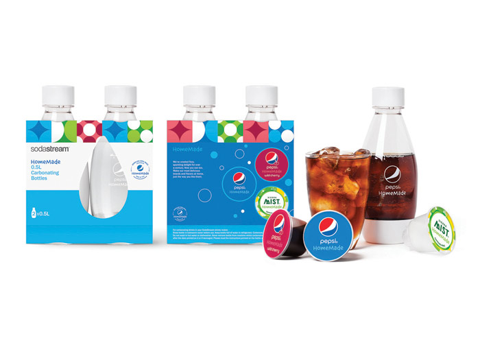 Pepsi Homemade Design: