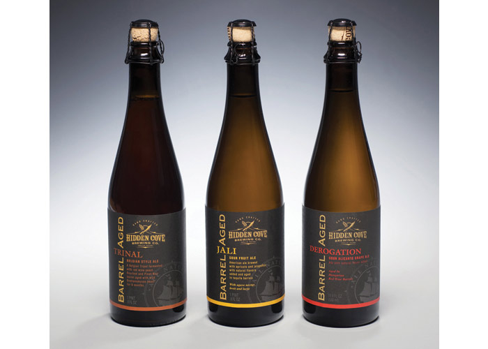 Hidden Cove Barrel Aged Series