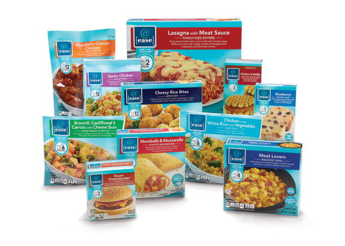 @ease Frozen Foods Packaging by Topco Associates