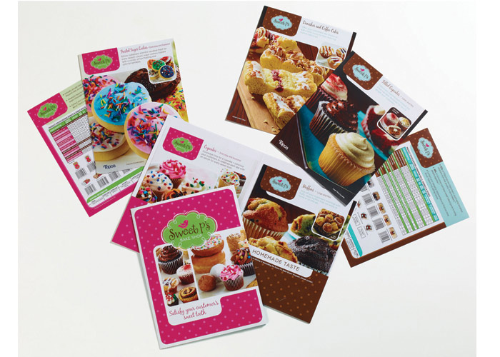 Sweet P's Sales Kit by Topco Associates