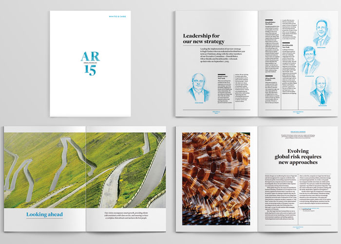 White & Case Annual Review