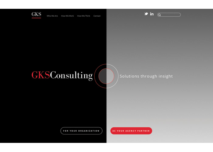 GKS Consulting Website