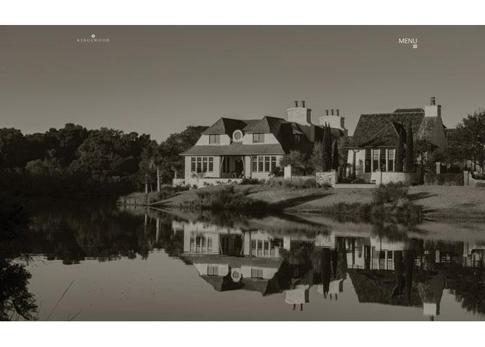 Kingswood Custom Homes Website by Metropolis Branding
