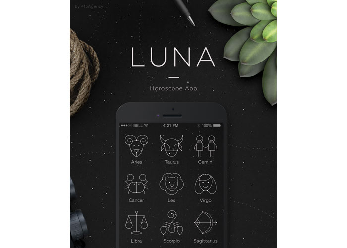 LUNA - Daily Horoscope App