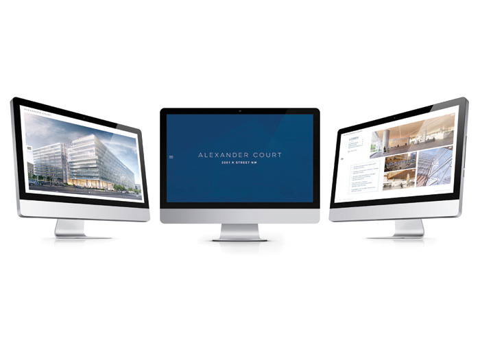 Alexander Court Website by Neoscape, Inc.