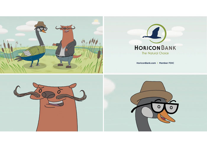 Eco-Conscious Banking Animation by Equity Creative