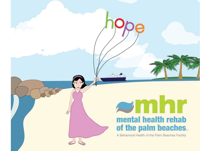 Mental Health Rehab of the Palm Beaches - Animated Hope Commercial