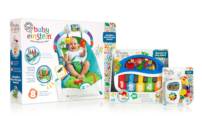 Baby Einstein Collection