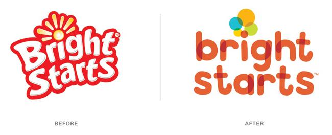 Logo Comparisons Bright Starts