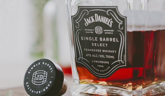 3 Jack Daniels Select - Neenah Packaging
