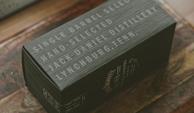 6 Jack Daniels Slecet - Neenah Packaging