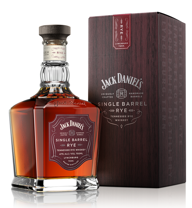 8 Jack Daniels Select - Neenah Packaging