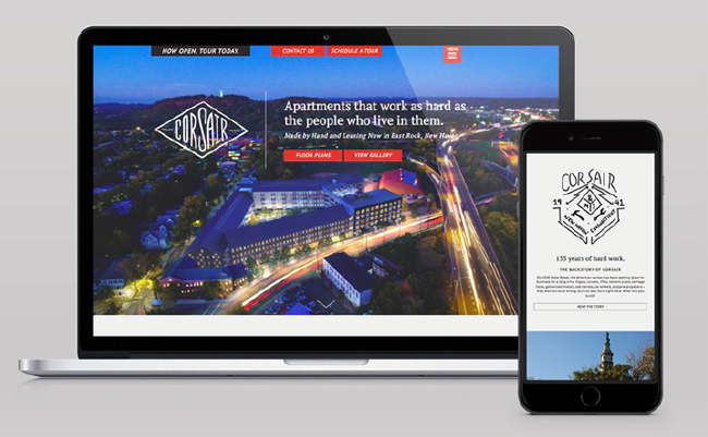 Corsair Website