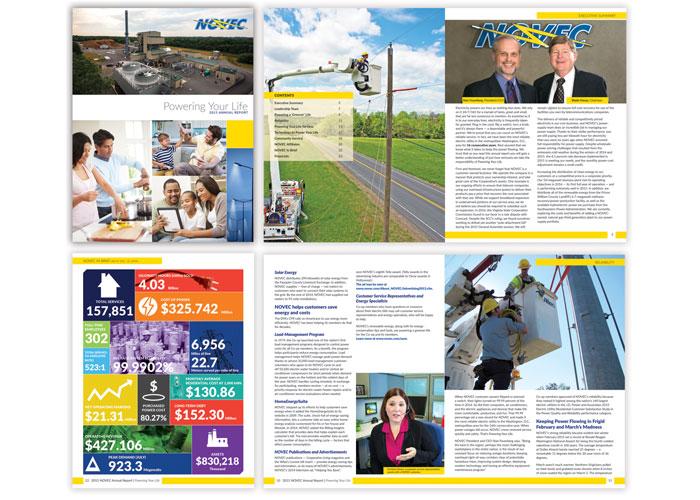 NOVEC 2015 Annual Report