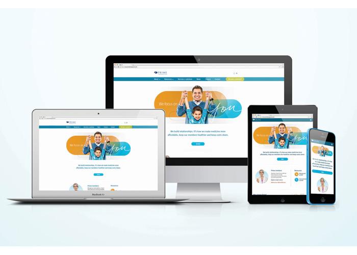 Prime Therapeutics Website