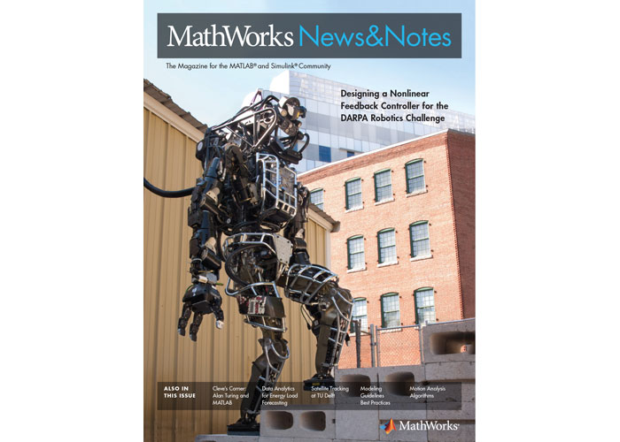 MathWorks News and Notes 2016